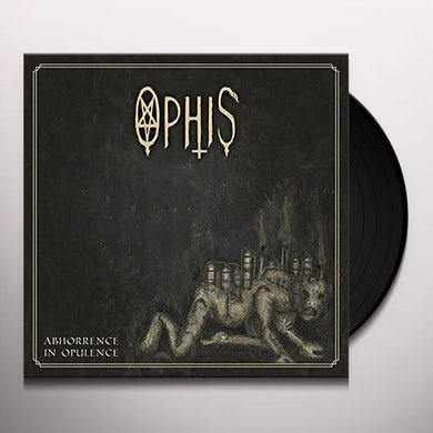 Ophis ABHORRENCE IN OPULENCE Vinyl Record - UK Release