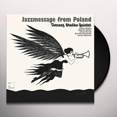 QUINTET: JAZZMESSAGE FROM POLAND Vinyl Record