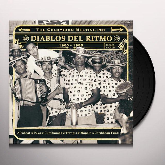 Diablos Del Ritmo: Colombian Melting Pot 1 / Var Vinyl Record