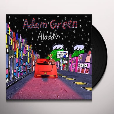 Adam Green ALADDIN Vinyl Record - w/CD, UK Release