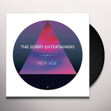 Sorry Entertainers NEW AGE Vinyl Record