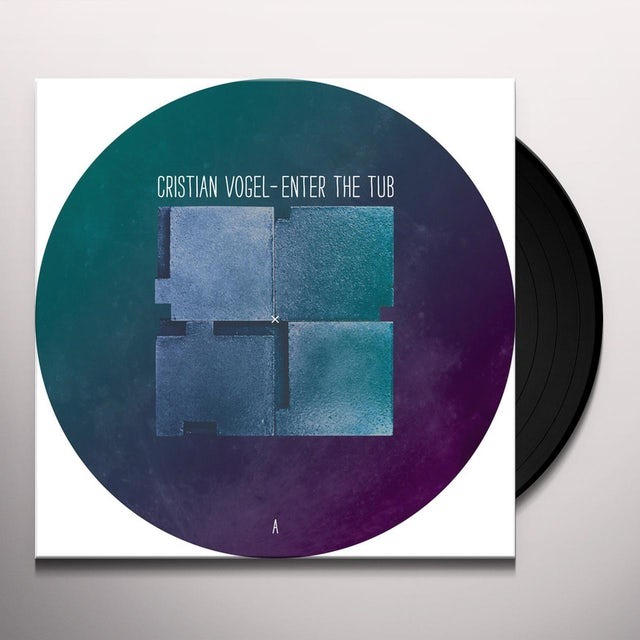Cristian Vogel ENTER THE TUB Vinyl Record