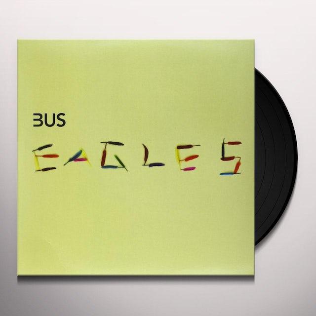 Bus EAGLES Vinyl Record