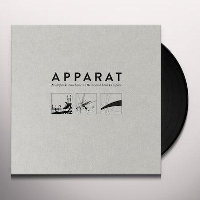 Apparat MULTIFUNKTIONSEBENE TTTRIAL & EROR DUPLEX Vinyl Record