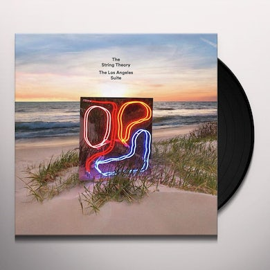 String Theory LOS ANGELES SUITE Vinyl Record