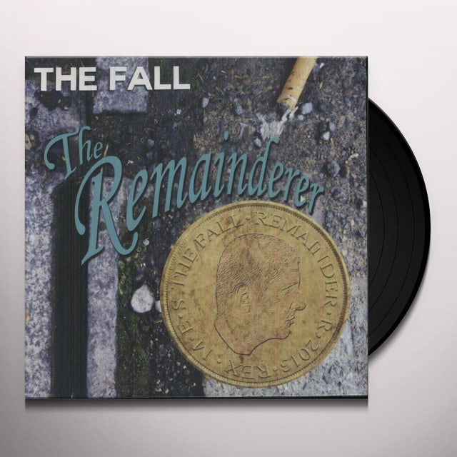 Fall REMAINDERER EP  (EP) Vinyl Record - UK Release