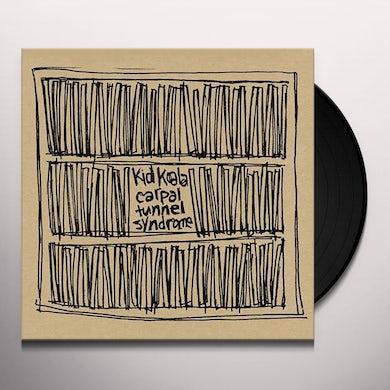 Kid Koala CARPAL TUNNEL SYNDROME Vinyl Record