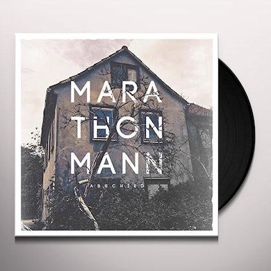 Marathonmann ABSCHIED Vinyl Record