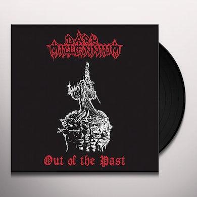 Dark Millennium OUT OF THE PAST (RED VINYL) Vinyl Record