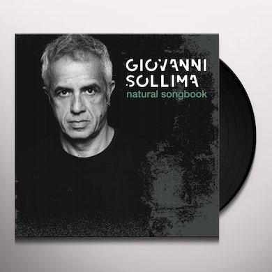 Giovanni Sollima SOLLIMA: NATURAL SONGBOOK Vinyl Record