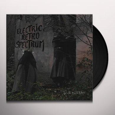 Electric Retro Spectrum SUB URBAN Vinyl Record
