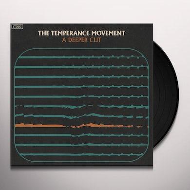 The Temperance Movement DEEPER CUT Vinyl Record