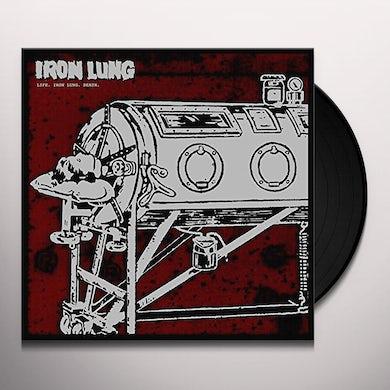 LIFE. IRON LUNG. DEATH. Vinyl Record