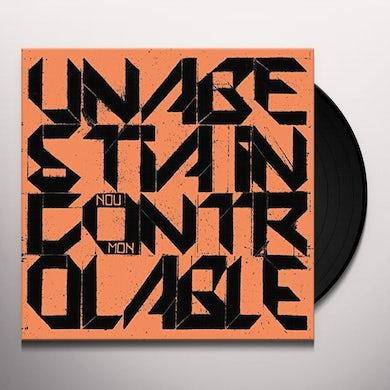 UNA BESTIA INCONTROLABLE NOU MON Vinyl Record