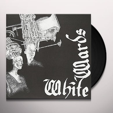 White Wards WASTE MY TIME Vinyl Record