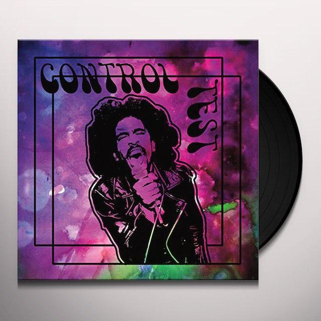 Control Test VERDADERO CRIMINAL Vinyl Record