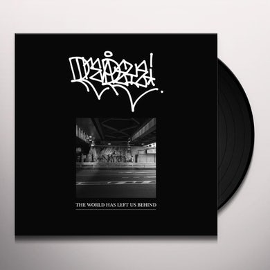 Dreadeye WORLD HAS LEFT US BEHIND Vinyl Record