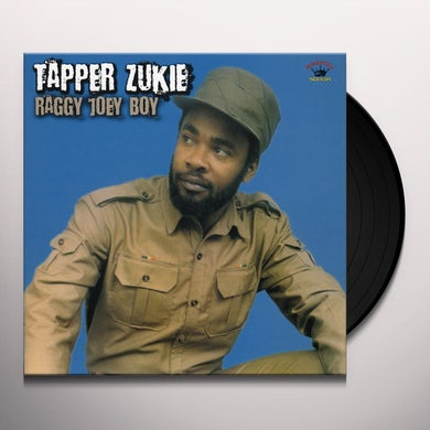 Tapper Zukie RAGGY JOEY BOY Vinyl Record