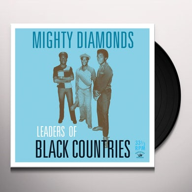 Mighty Diamonds LEADERS OF BLACK COUNTRIES Vinyl Record