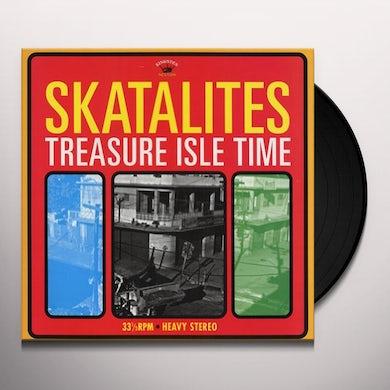 The Skatalites TREASURE ISLE TIME Vinyl Record