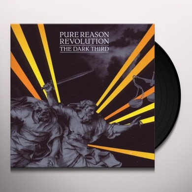 Pure Reason Revolution DARK THIRD Vinyl Record