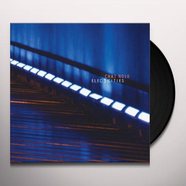 Chat Noir ELEC3CITIES Vinyl Record