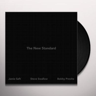 Jamie Saft NEW STANDARD Vinyl Record