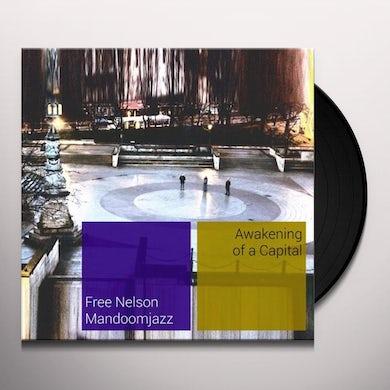 Free Nelson Mandoomjazz AWAKENING OF A CAPITAL Vinyl Record