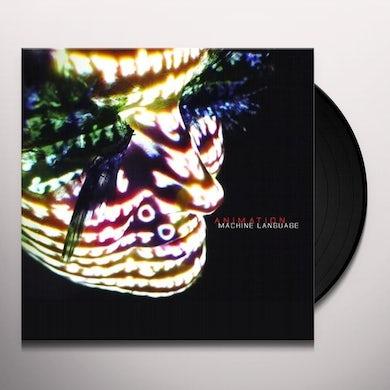 Animation MACHINE LANGUAGE Vinyl Record