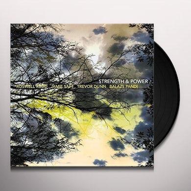 STRENGTH & POWER Vinyl Record