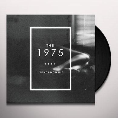 The 1975 FACEDOWN Vinyl Record