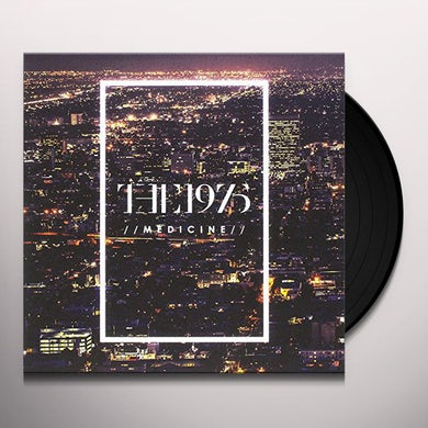 The 1975 MEDICINE Vinyl Record