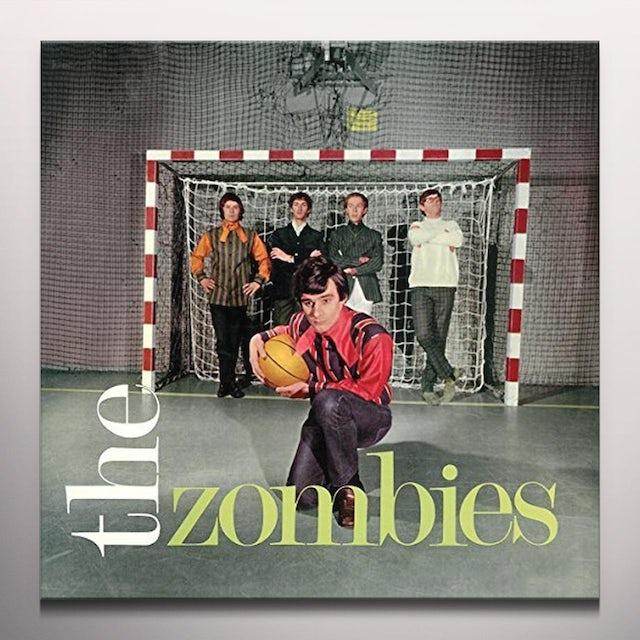 The Zombies CLEAR VINYL) Vinyl Record
