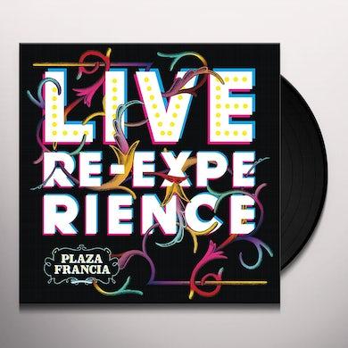 Plaza Francia LIVE RE-EXPERIENCE Vinyl Record