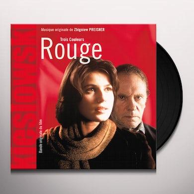 Zbigniew Preisner THREE COLORS: RED Vinyl Record