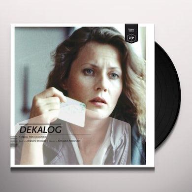 Zbigniew Preisner DECALOGUE Vinyl Record