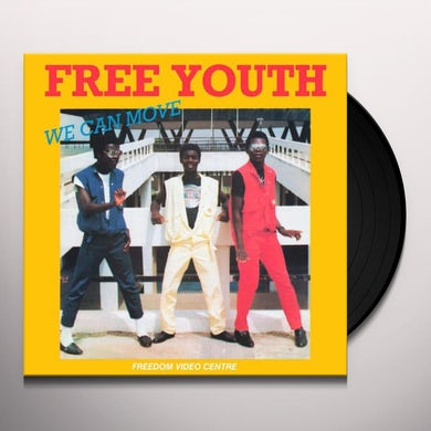 Free Youth WE CAN MOVE Vinyl Record