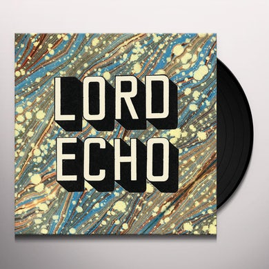 Lord Echo CURIOSITIES Vinyl Record