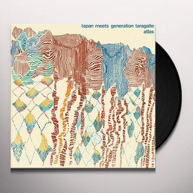 Tapan Meets Generation Taragalte ATLAS Vinyl Record