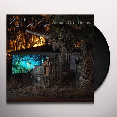 Quantic ATLANTIC OSCILLATIONS Vinyl Record