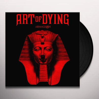 Art of Dying ARMAGEDDON Vinyl Record