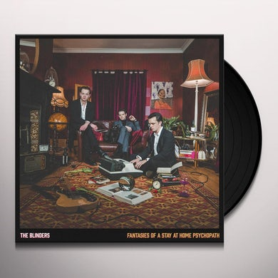 FANTASIES OF A STAY AT HOME PSYCHOPATH Vinyl Record