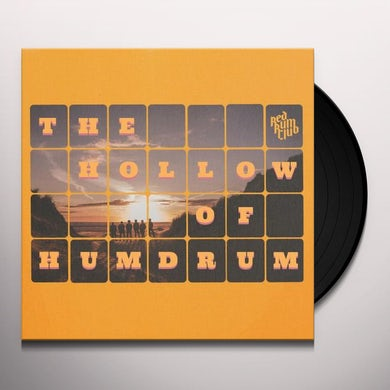 Red Rum Club  HOLLOW OF HUMDRUM Vinyl Record