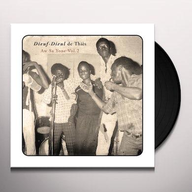 DIEUF-DIEUL DE THIES AW SA YONE 2 Vinyl Record