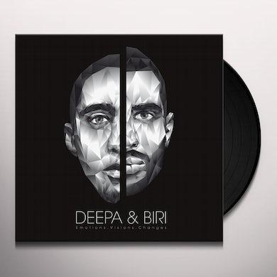 Deepa & Biri EMOTIONS VISIONS CHANGES Vinyl Record