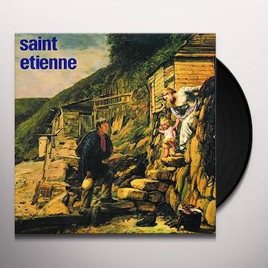 Saint Etienne TIGER BAY Vinyl Record