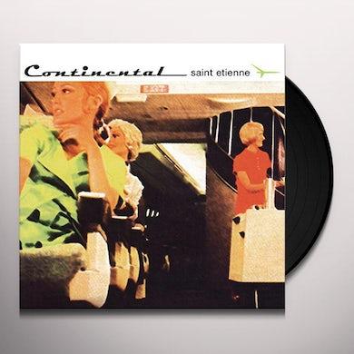 Saint Etienne CONTINENTAL Vinyl Record