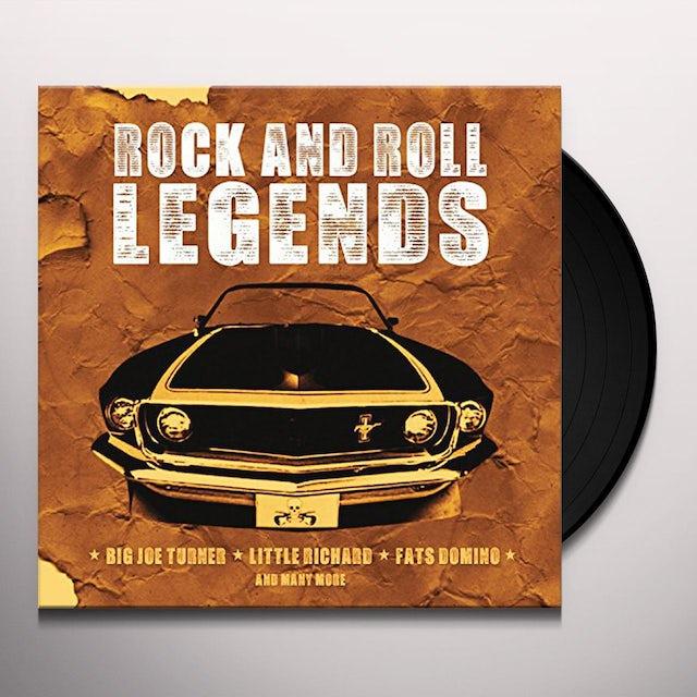 Rock & Roll Legends / Various