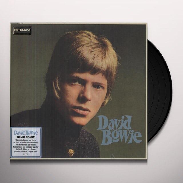 David Bowie Vinyl Record