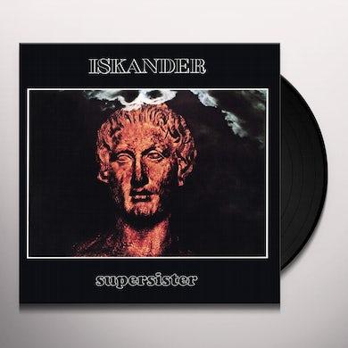 Supersister Iskander Vinyl Record